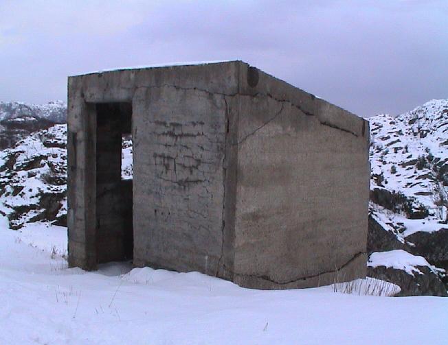 Pumpehus. Bildedato: 4. mars 2001