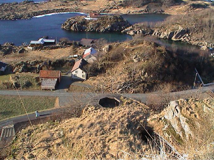 Luftvernkanon, Bildedato: 4. februar 2001